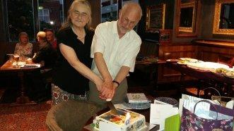 Cath & Malcolm's 70th birthday celebrations - April 2017