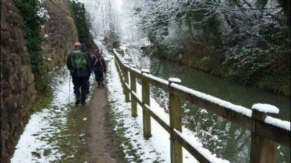 Cuckoo Way from Kiveton Park Dec 15